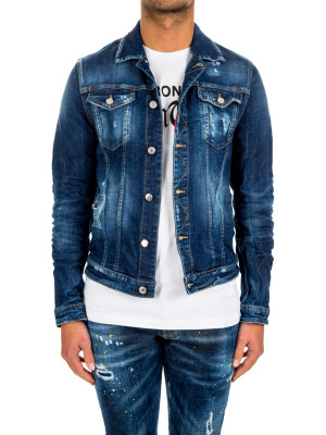 Dsquared2 classic jean jacket
