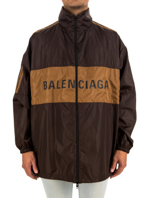 Balenciaga zip-up logo jacket 440-00779
