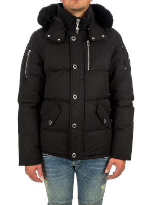 moose knuckles  3q jacket 440-00812