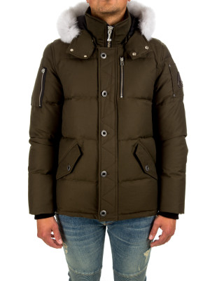moose knuckles  3q jacket 440-00814