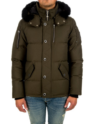 moose knuckles  3q jacket 440-00815