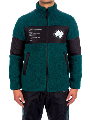 Off White polar fleece jacket 440-00908
