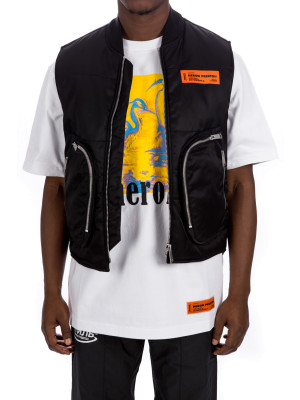 heron preston  nylon vest 440-01085