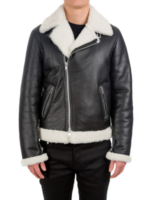 Franzel shearling black 441-00106