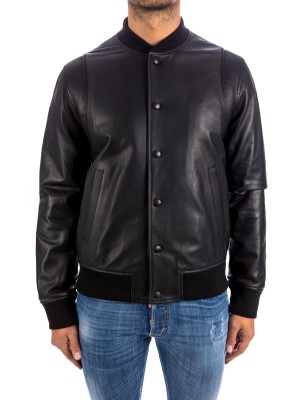 Dsquared2 lamb leather jacket 441-00156