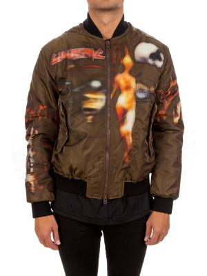 BOMBER JACKET brown 442-00052