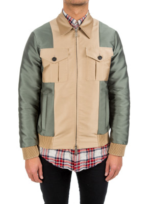 Dsquared2 chic taff bomber multi 442-00064