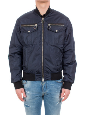 Dsquared2  bomber blue 442-00065