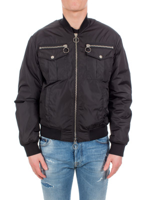 Dsquared2  bomber black 442-00066