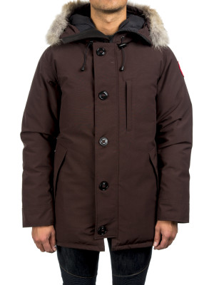 Canada Goose chateau jacket brown 443-00040