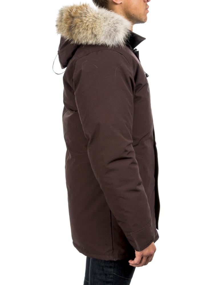 canada goose expedition parka brown