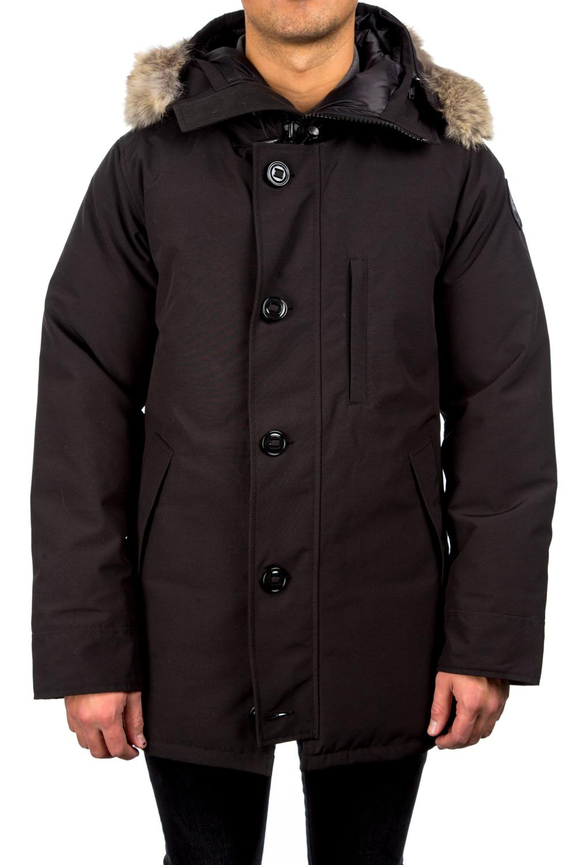 9bfdc879b4a Canada Goose Chateau Jacket Black