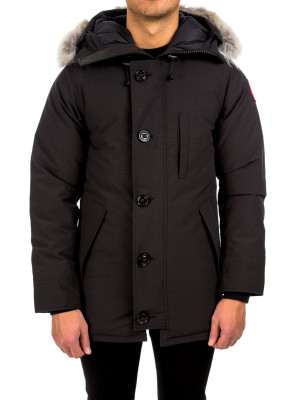 9bfdc879b4a Canada Goose Chateau Jacket Black