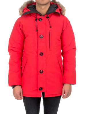Canada Goose chateau jacket red 443-00046