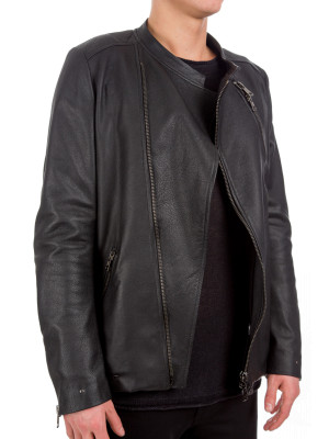 Tom Rebl blouson u black 444-00024