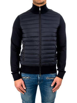 Moncler maglia cardigan blue 452-00113