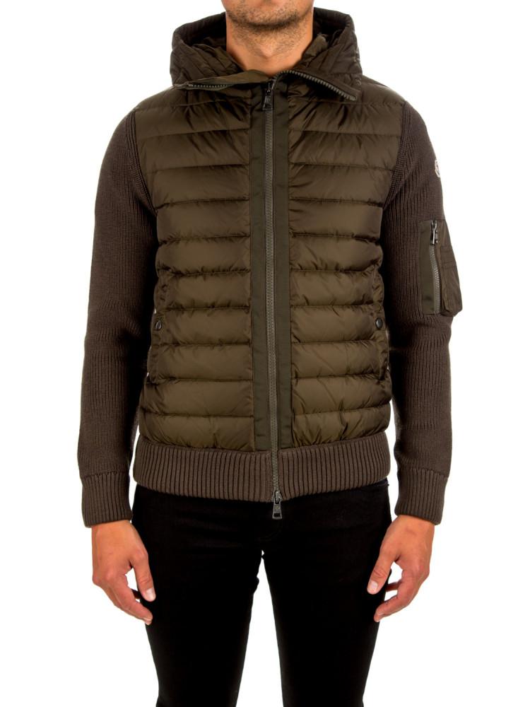 online store 97b77 40156 Moncler Moncler maglia tricot cardigan