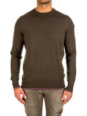 Moncler maglia tricot girocoll 454-00299