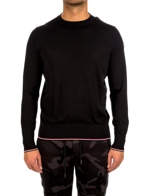 Moncler maglia tricot girocoll 454-00300