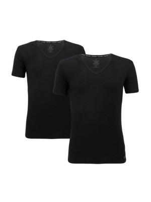 calvin klein  2 pack t-shirt blue 460-00019