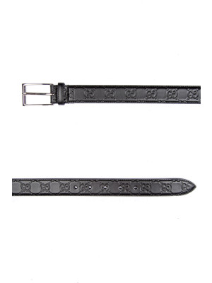 Gucci belt black 463-00100