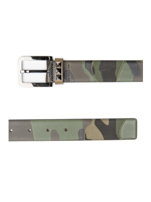STUDDED BUCKLE BELT multi 463-00116