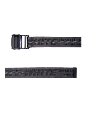 Off White industrial belt black 463-00174