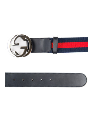 Gucci belt w.40 int. 463-00235