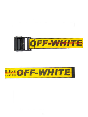 Off White industrial belt 463-00245