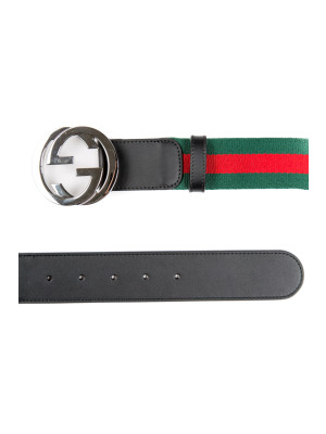 Gucci belt w.40 int. 463-00254