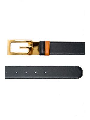Gucci rev belt square g buckle 463-00278