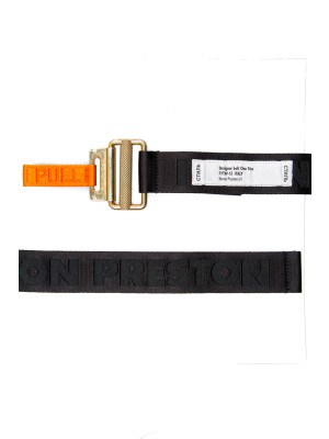 heron preston  tape belt 4cm 463-00282