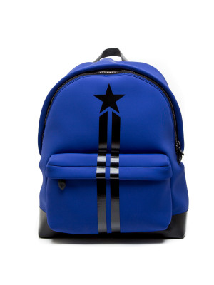Givenchy ci back pack blue 465-00050