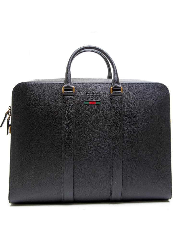 8938229dc0c7e Gucci briefcase pigprint Gucci BRIEFCASE PIGPRINTzwart - www.credomen.com -  Credomen