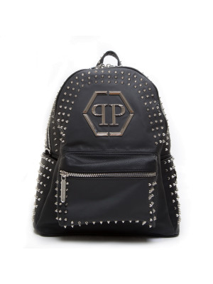 Philipp Plein backpack major black 465-00088