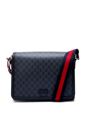 Gucci messenger black 465-00100
