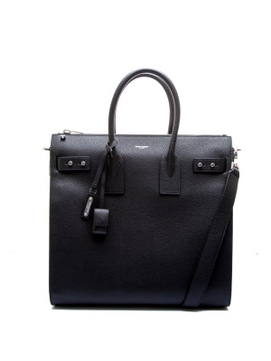 Saint Laurent Paris ysl bag sdj tote black 465-00115