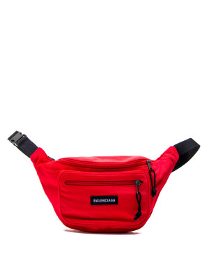 Balenciaga explorer belt pack red 465-00122
