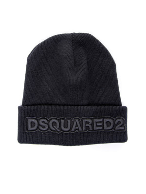 Dsquared2 knit hat black 467-00087
