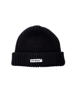 Off White beanie black 467-00092
