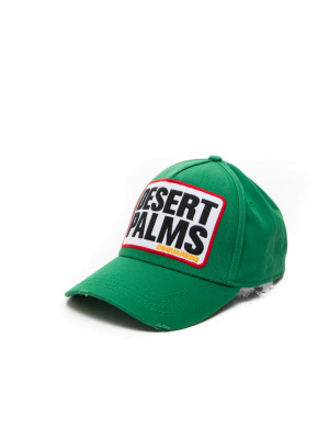 Dsquared2 baseball cap green 468-00122