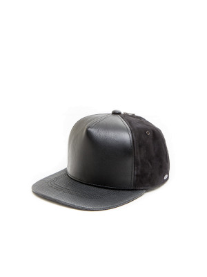shf design  cap black 468-00174