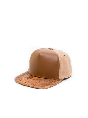 shf design  cap brown