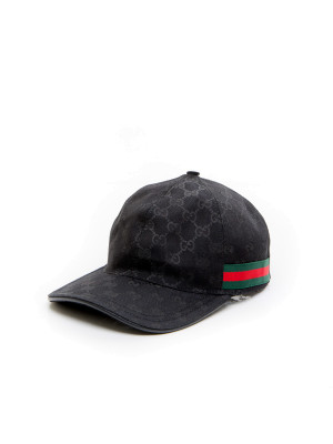 Gucci hat black 468-00187