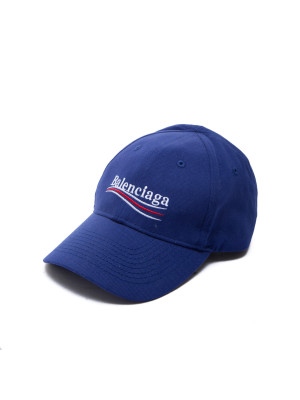 Balenciaga hat new political multi 468-00230
