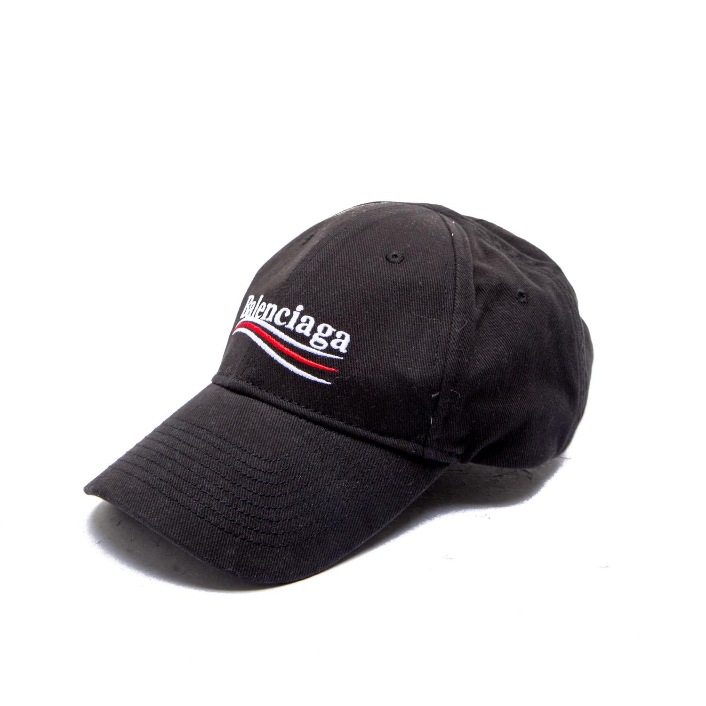41e383f648b Balenciaga Hat Political