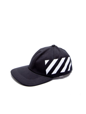 Off White diag baseball cap