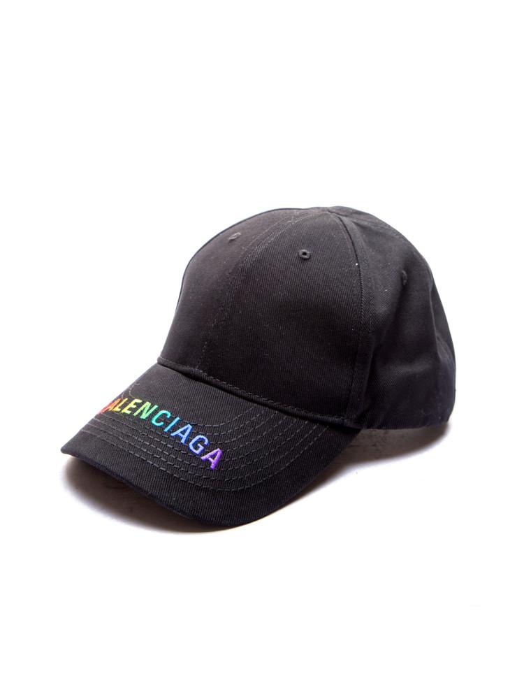 a5b73fd6c3ed2 Balenciaga hat rainbow Balenciaga HAT RAINBOWzwart - www.credomen.com -  Credomen
