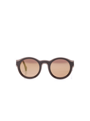 Glasses brown 469-00042