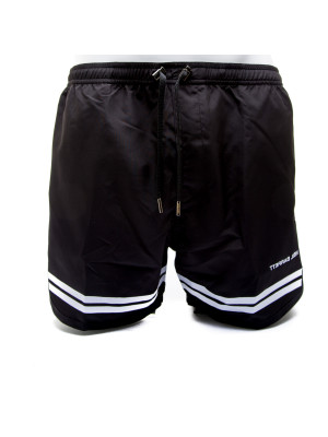 neil barrett mirror swimshort multi